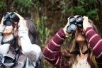 Transformando olhares com a observação de aves